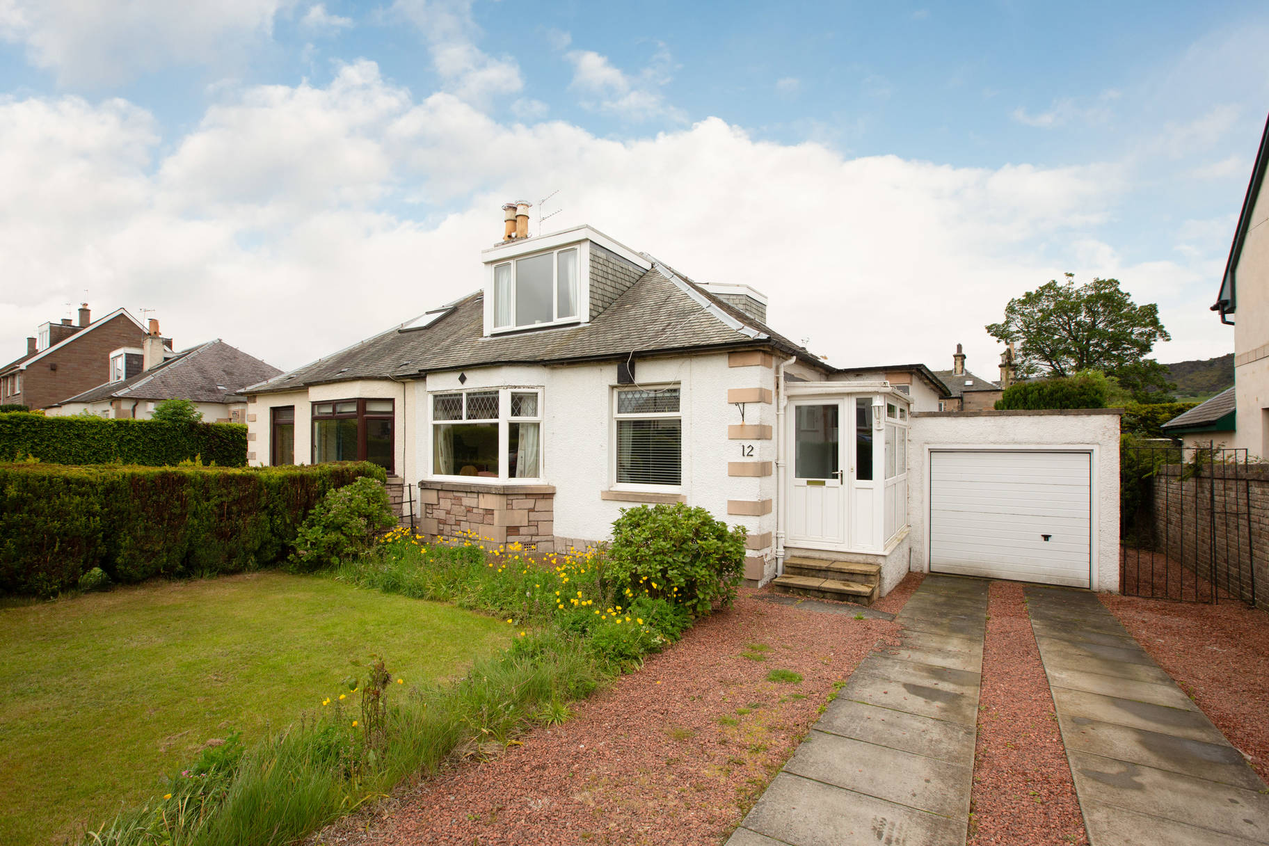 12 Woodhall Avenue, Juniper Green, Edinburgh, EH14 5BU