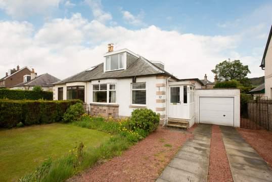 12 Woodhall Avenue, Juniper Green, Edinburgh, EH14 5BU
