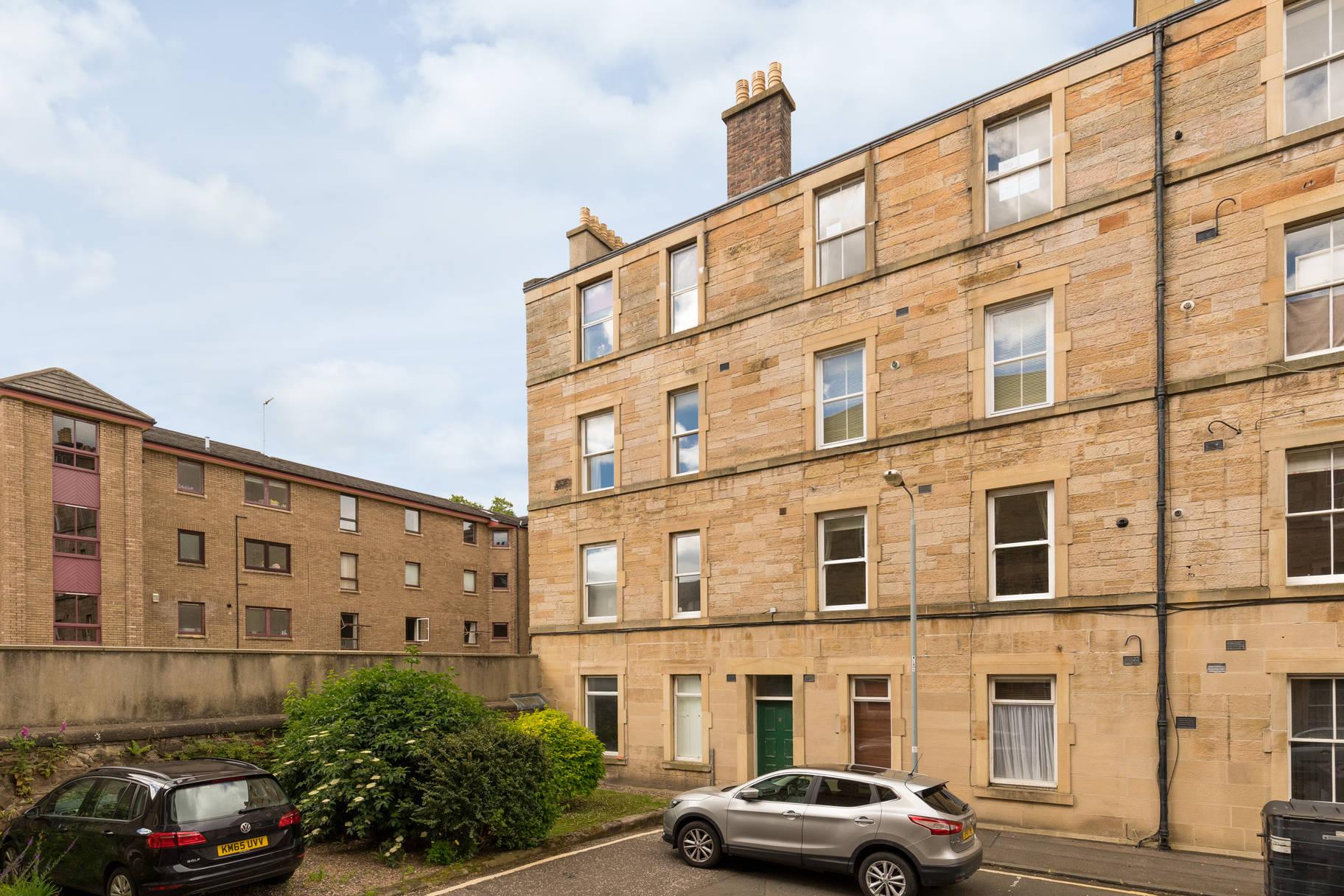 16 (3F1) Moncrieff Terrace, Marchmont, Edinburgh, EH9 1NA
