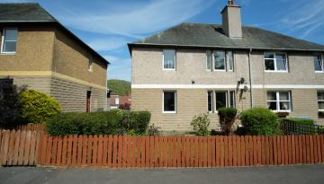 11 Tweed Crescent, Galashiels