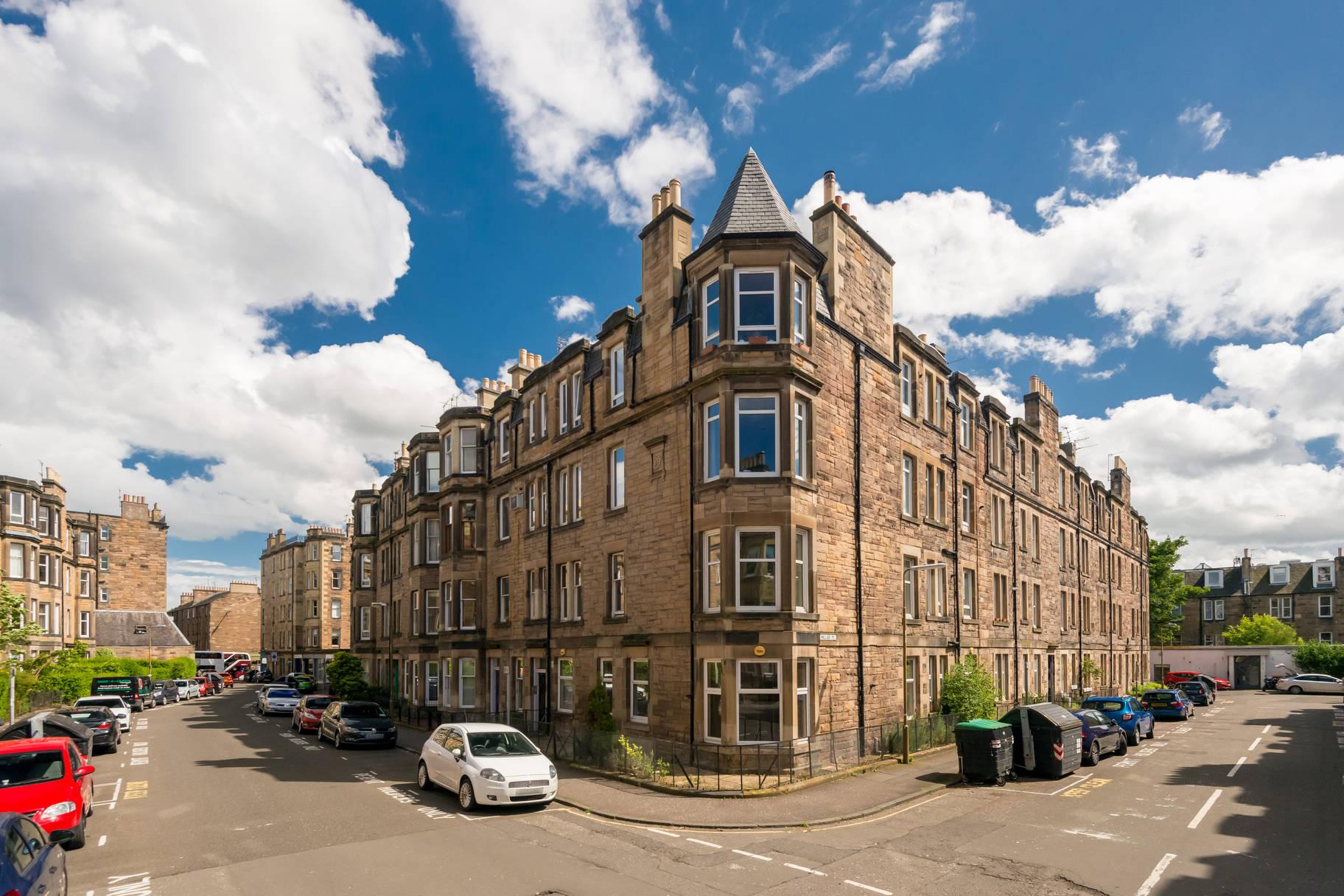 29 (3F1), Millar Crescent, Edinburgh, EH10 5HN