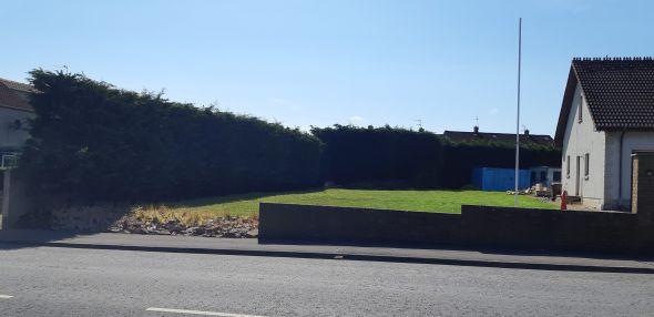 Land Plot  for sale: Plot 1, North of Dalhousie Lodge, 41 Rosewell Road, Bonnyrigg EH19 3PP