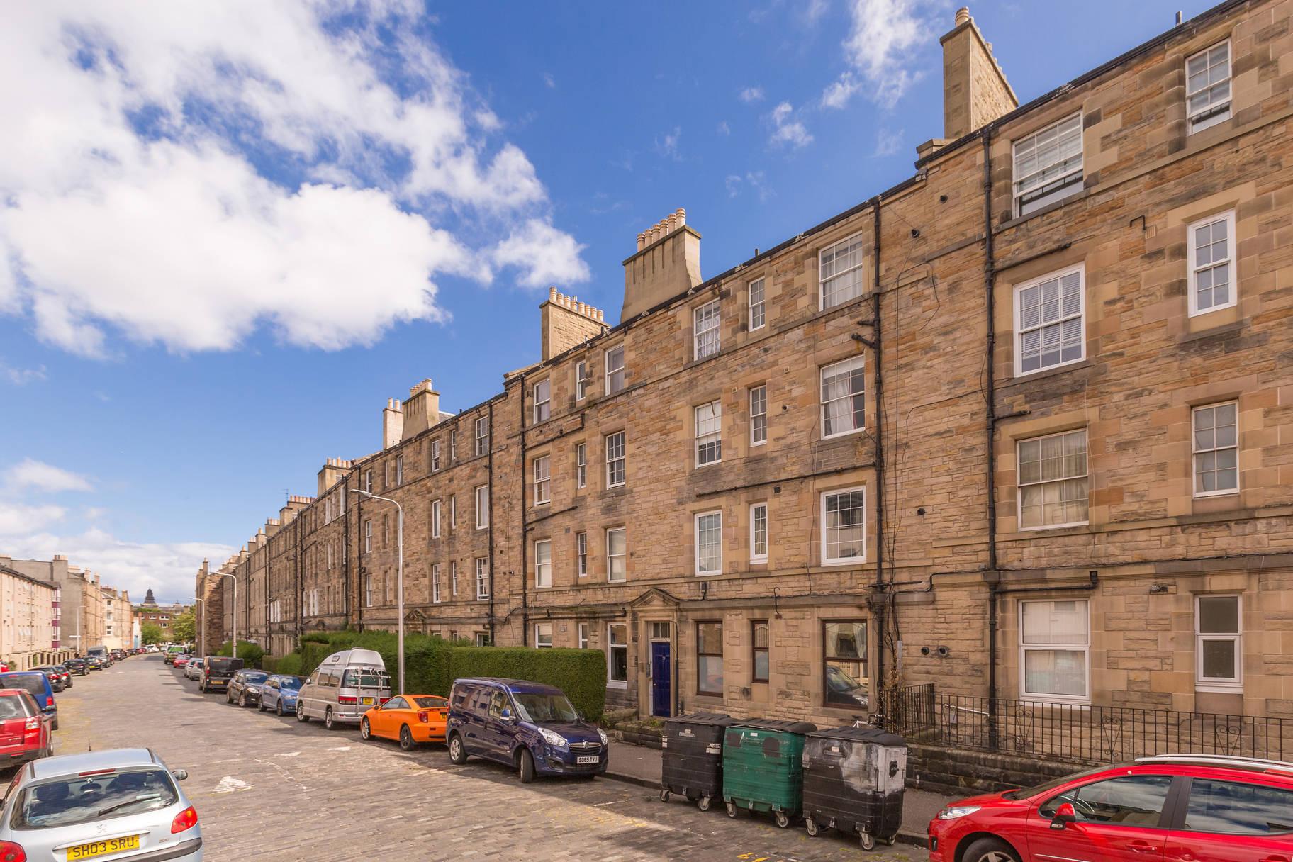 29/1 Halmyre Street, Edinburgh, EH6 8QE
