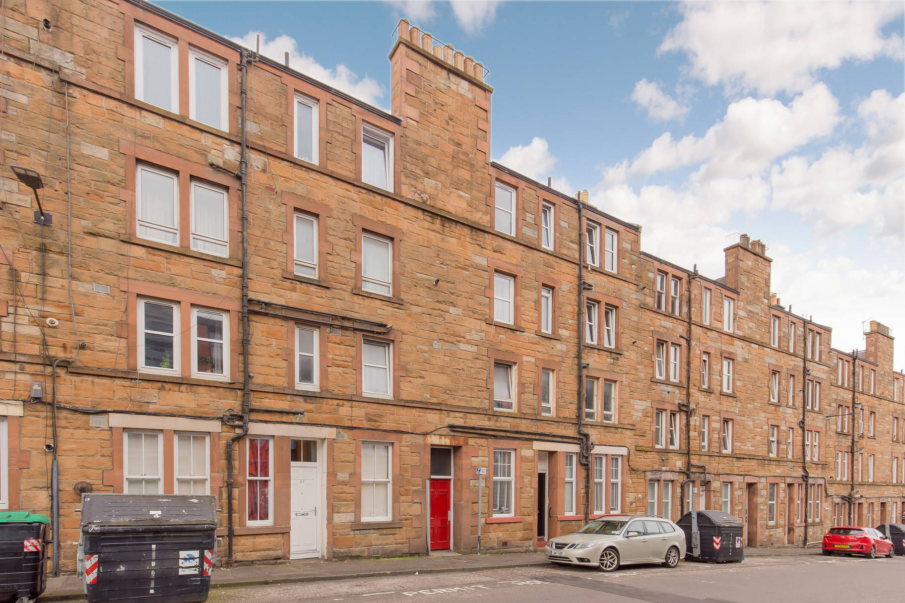 21/9 Gibson Terrace, Edinburgh, EH11 1AT