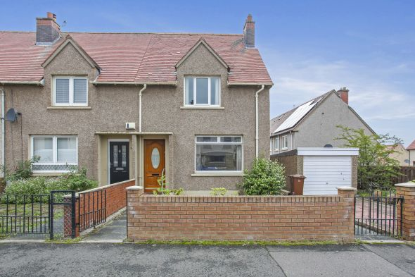 End of Terrace House  for sale: 10 Laurel Bank, Dalkeith, EH22 2JH