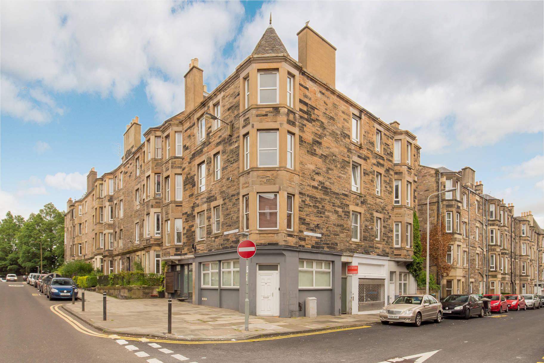 20 (3F3) Cambusnethan Street, Meadowbank, Edinburgh, EH7 5UA