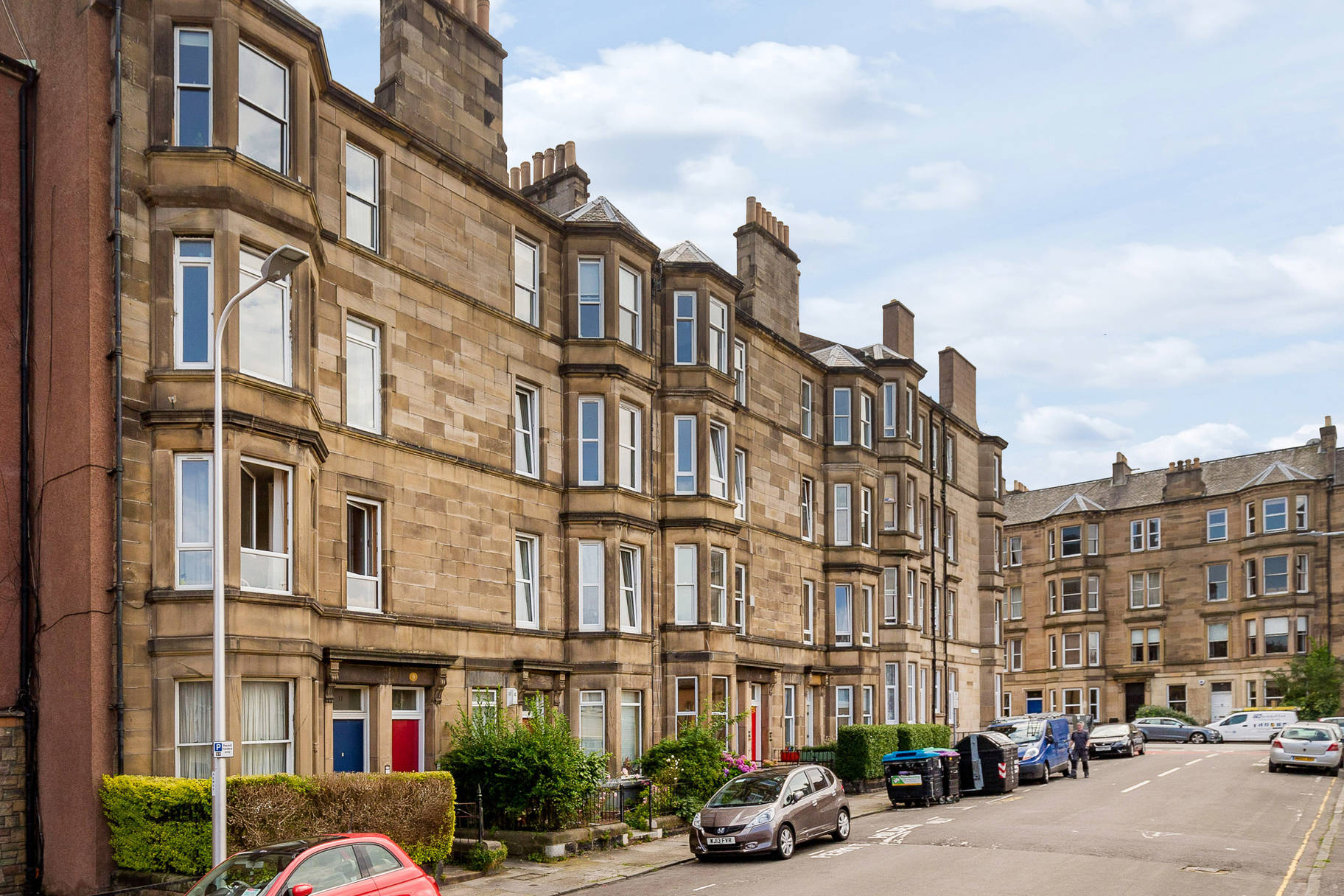 9/5 Harden Place, Edinburgh, EH11 1JD
