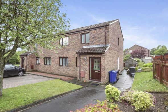 Lower Flat  for sale: 32 Rullion Green Avenue, PENICUIK, EH26 0RT