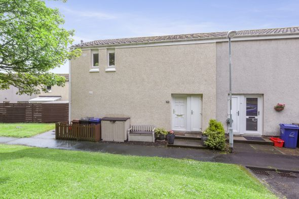 End of Terrace House  for sale: 131 Deanburn, Penicuik, EH26 0JA