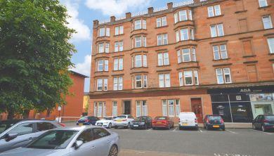 Flat 1/2, 57 Cromwell Street, Glasgow