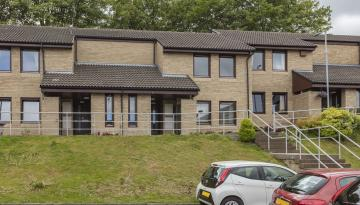 24 Rose Park, Rosetta Road, Peebles