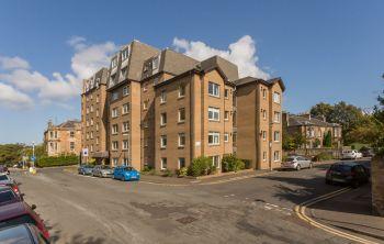 2/4 Homeroyal House, Chalmers Crescent, Edinburgh