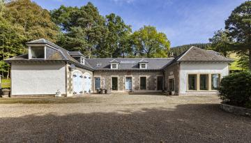 The Coach House, Glenormiston B7062, Innerleithen