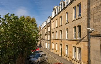 4/3 Upper Gilmore Terrace, Edinburgh