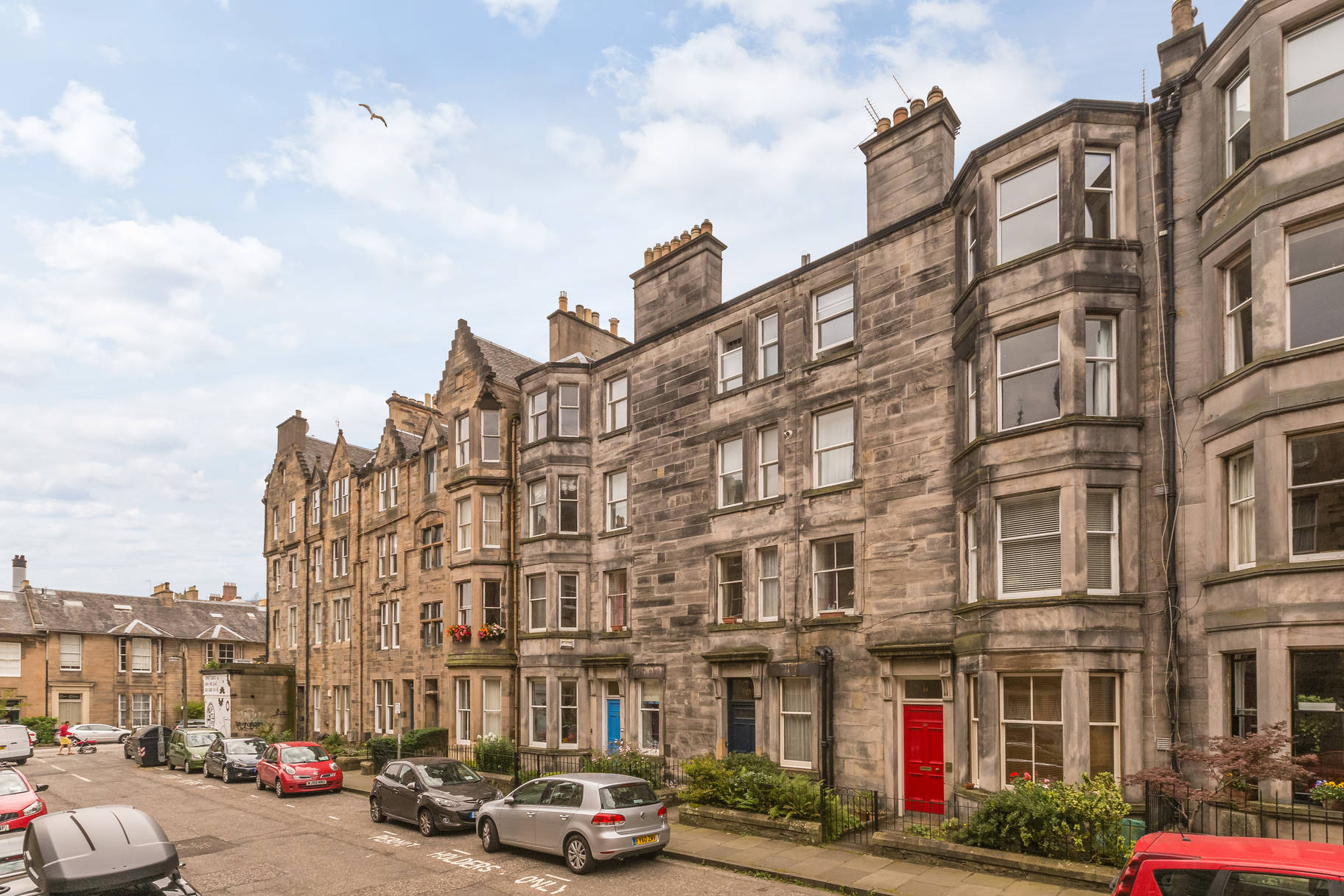 12 (2F1) Roseneath Terrace, Marchmont, Edinburgh, EH9 1JN