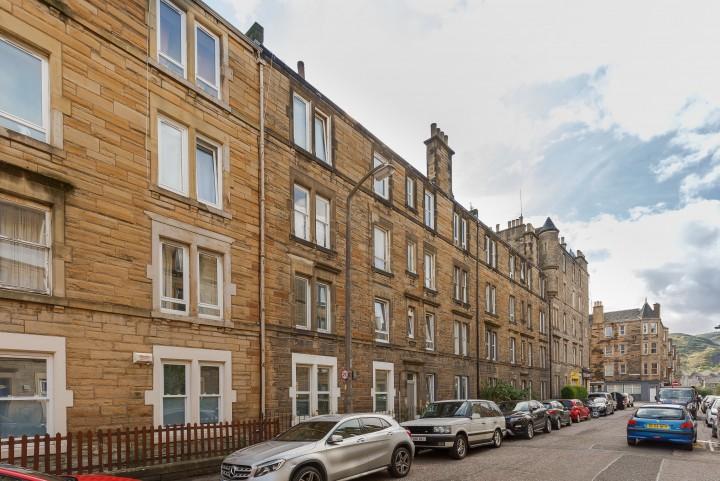 7 (GFL) Dalgety Avenue, Edinburgh EH7 5UF