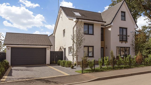 8 Dovecote Way, Haddington