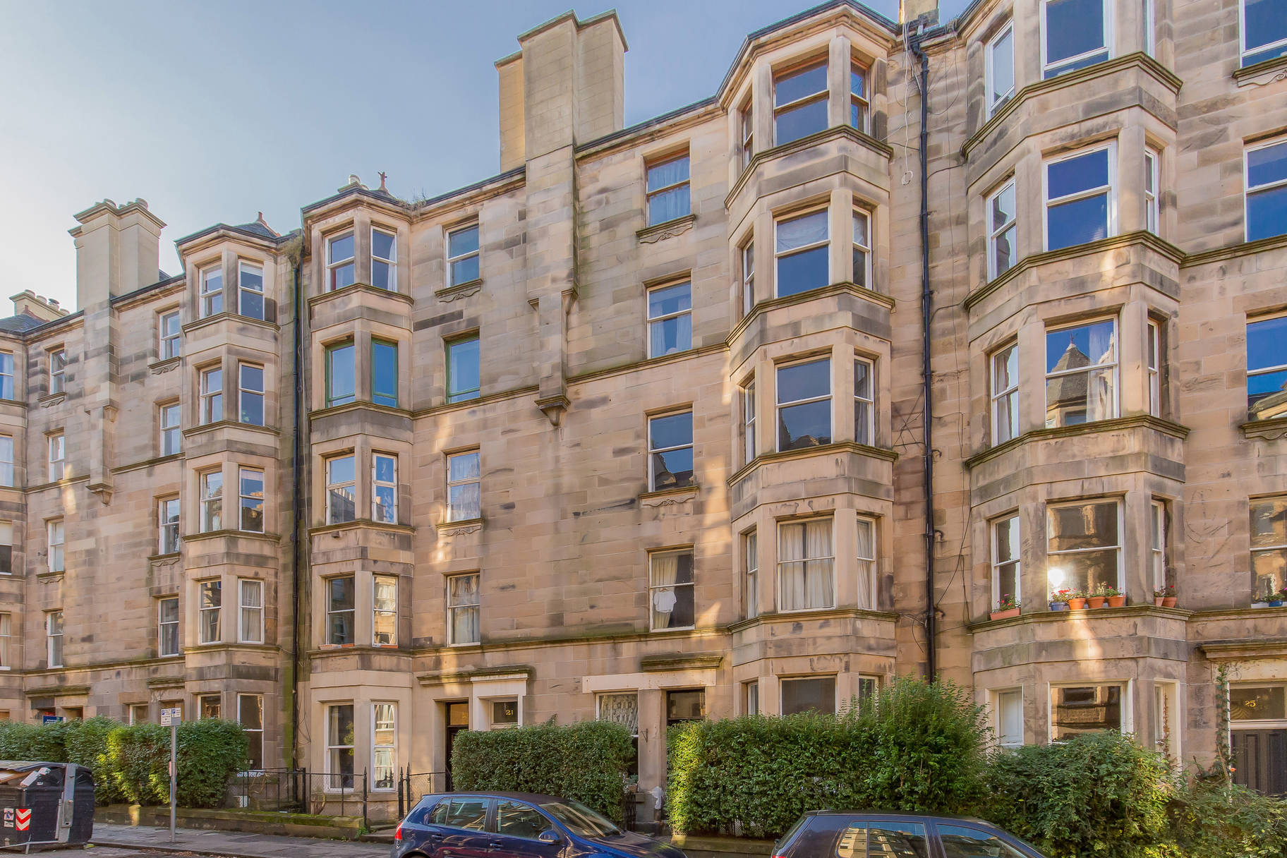 21 (Flat 7/4F1) Viewforth, Edinburgh, EH10 4JD