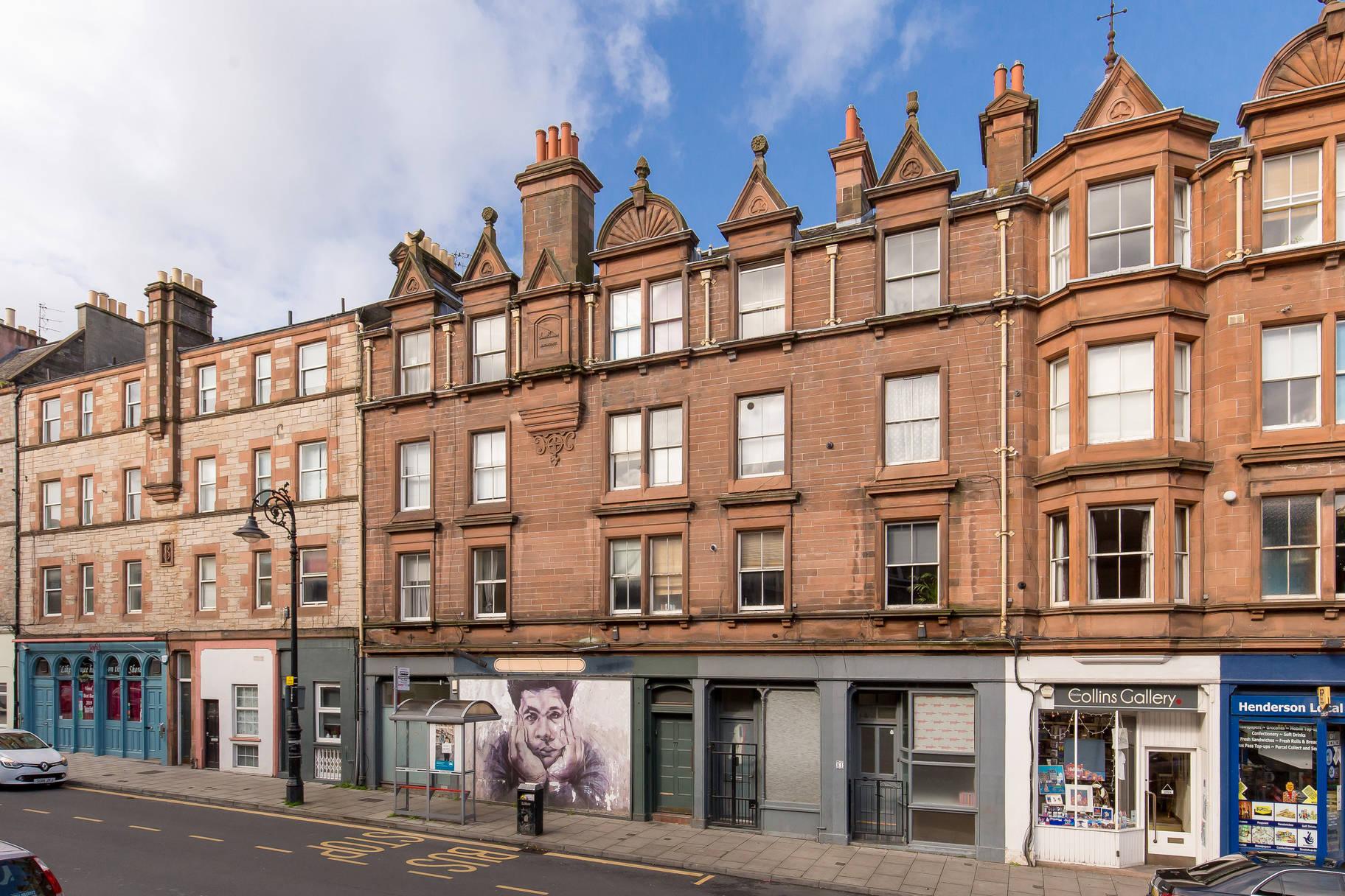 77 (3F1) Henderson Street, Leith, Edinburgh, EH6 6ED