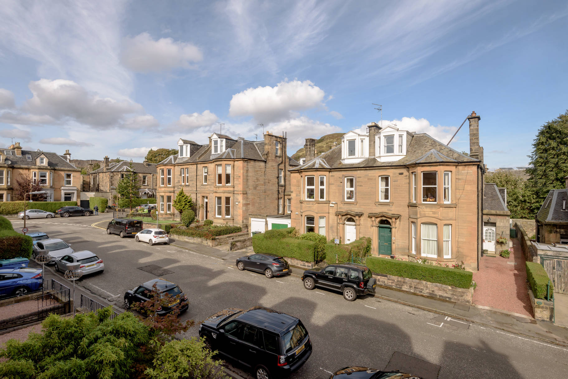 20 Marchhall Crescent, Newington, Edinburgh, EH16 5HL