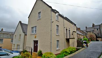 4 Fairbairns Close, Jedburgh