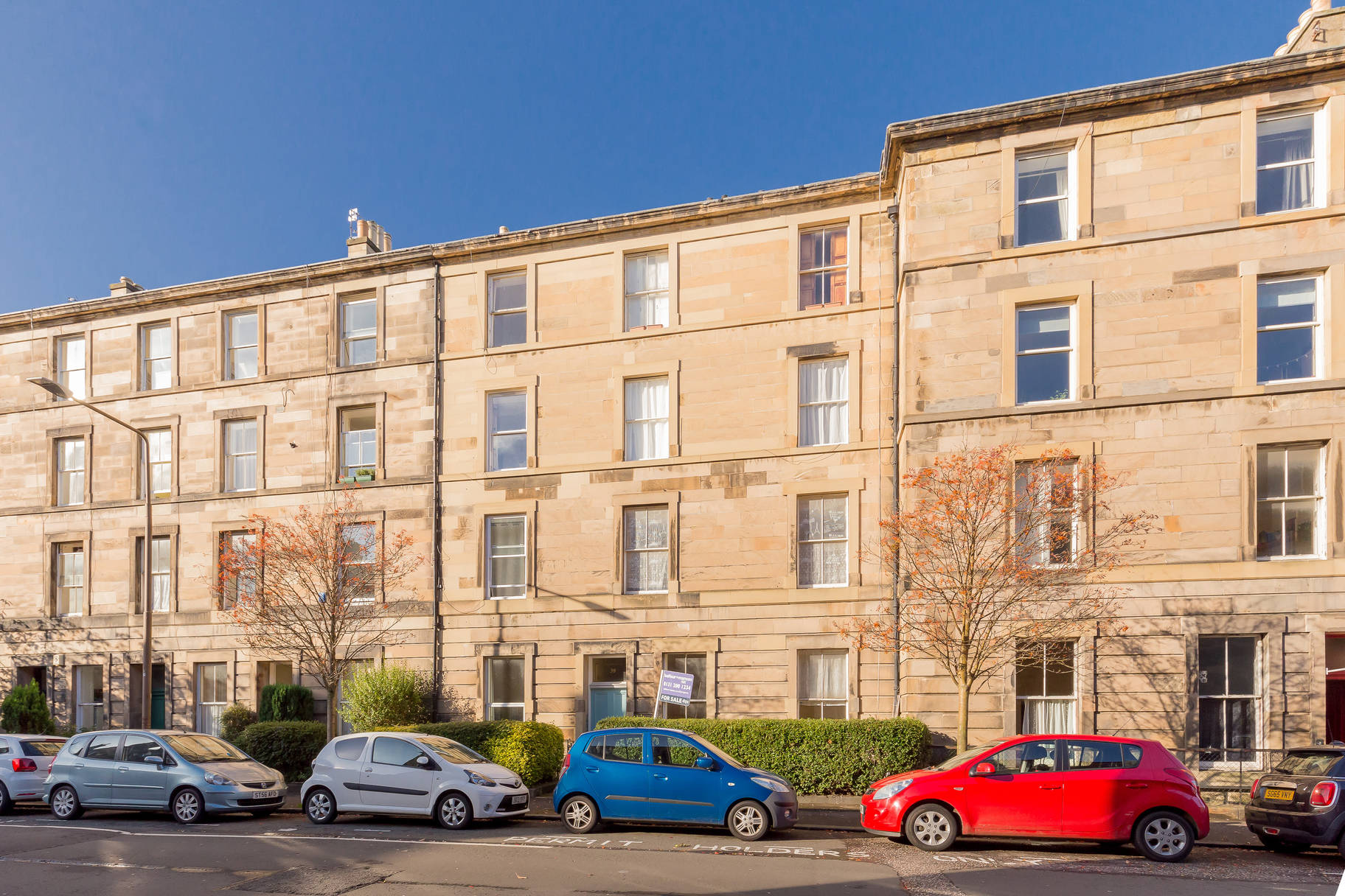 39 (1F1) Lutton Place, Edinburgh, EH8 9PF