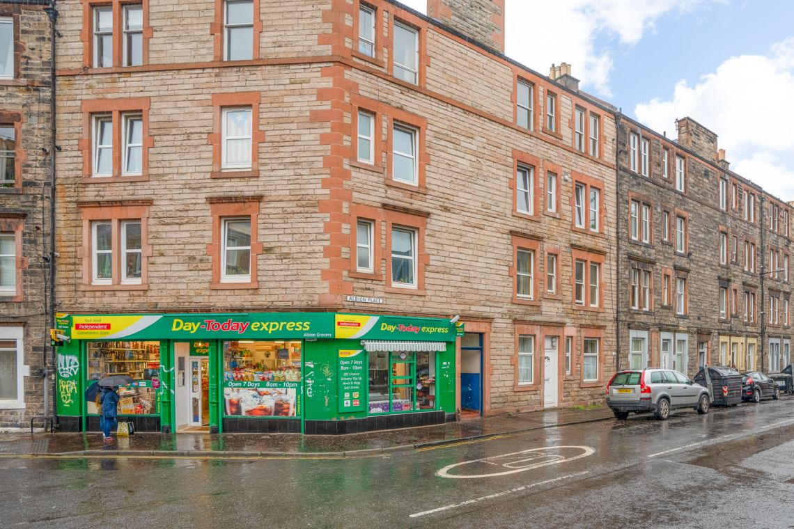 1/1 Albion Place, Easter Road - Photo 1