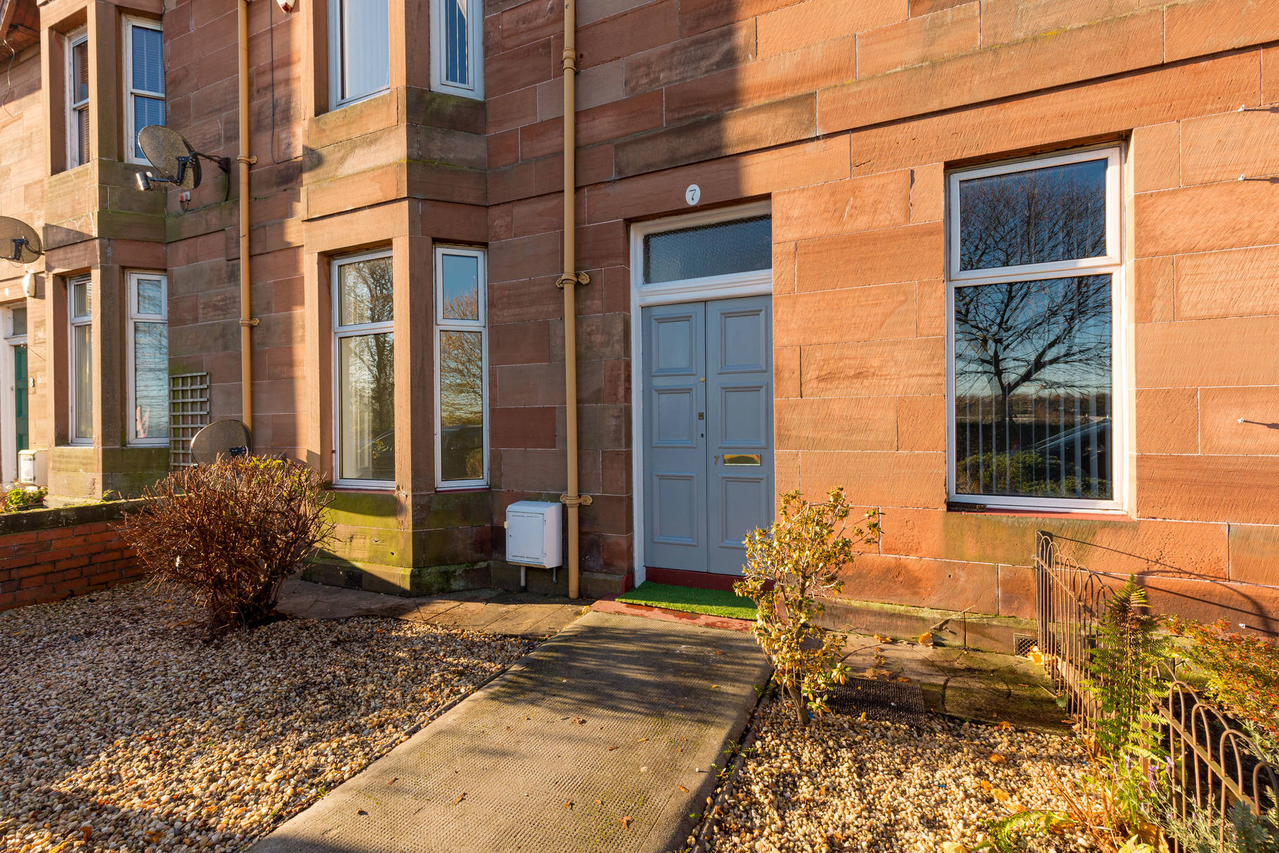 7 Monktonhall Terrace, Musselburgh, East Lothian, EH21 6ER