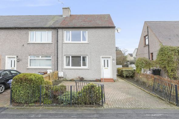 End of Terrace House  for sale: 26 Woodburn Loan, Dalkeith, EH22 2ES