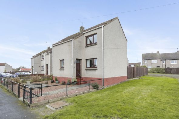 End of Terrace House  for sale: 23 Moffat Road, Tranent, EH35 5JZ