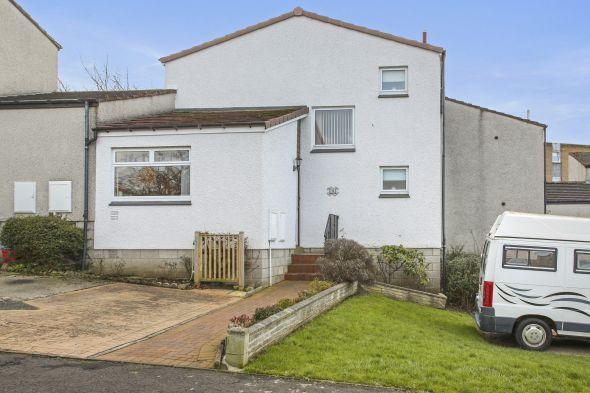 Terraced House  for sale: 11 Bughtlin Gardens, Edinburgh, EH12 8XB