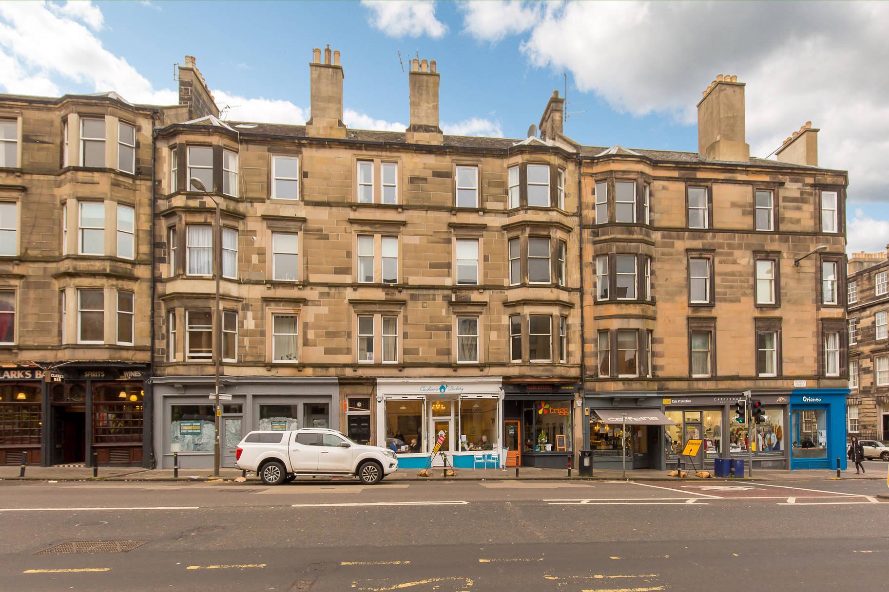148 (3F1) Dundas Street, New Town, Edinburgh, EH3 5DQ