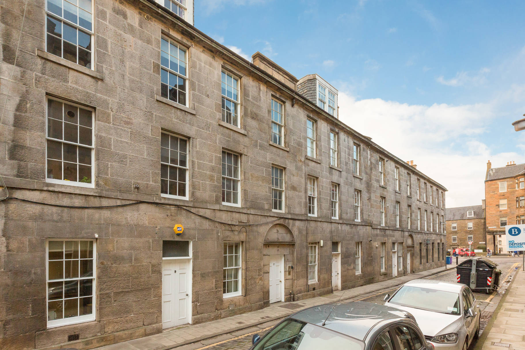 7/8 Dean Street, Stockbridge, Edinburgh, EH4 1LN