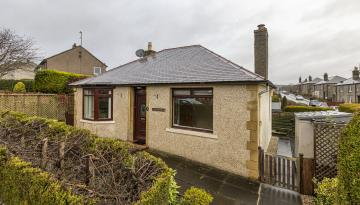 Sunnyside, 6 Bowden Road, Newtown St Boswells
