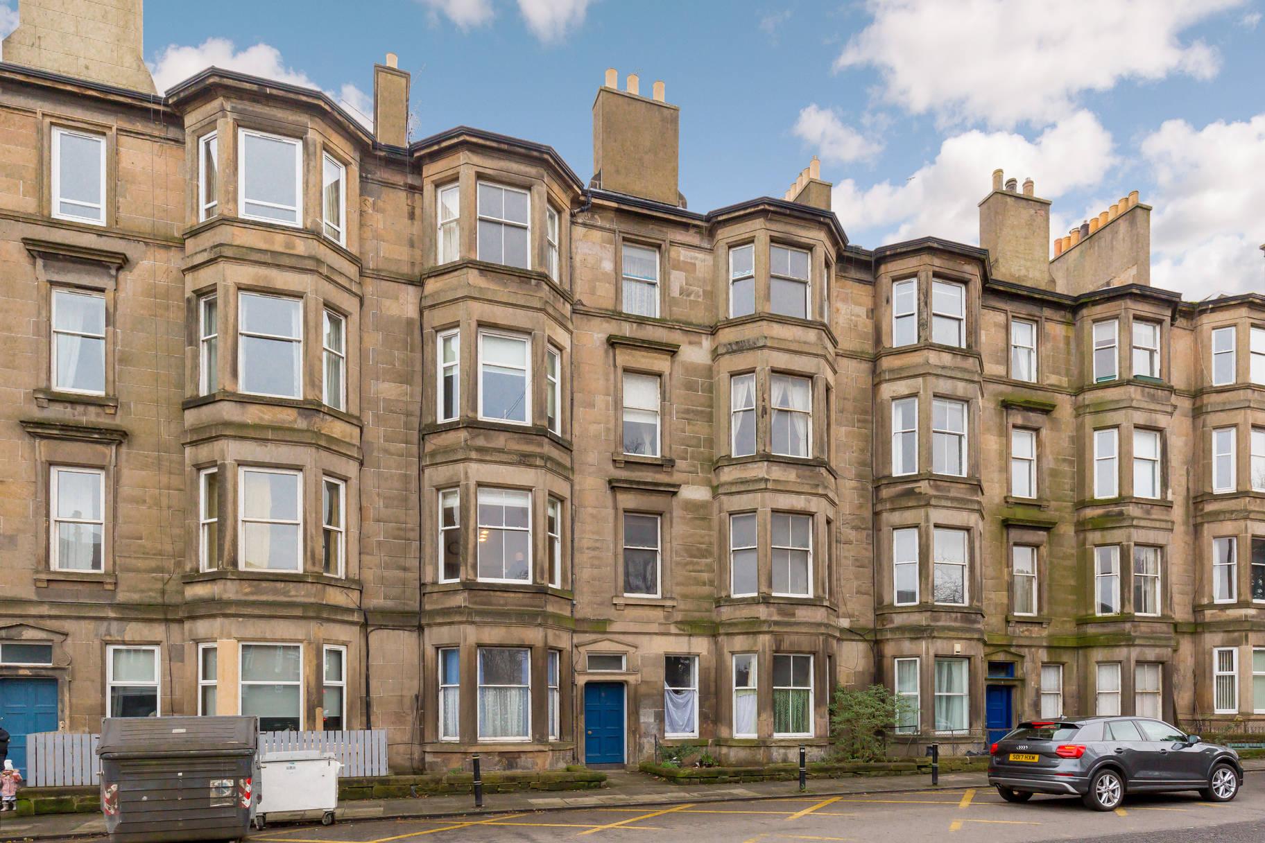 5 (1F2) Bowhill Terrace, Inverleith, Edinburgh, EH3 5QY