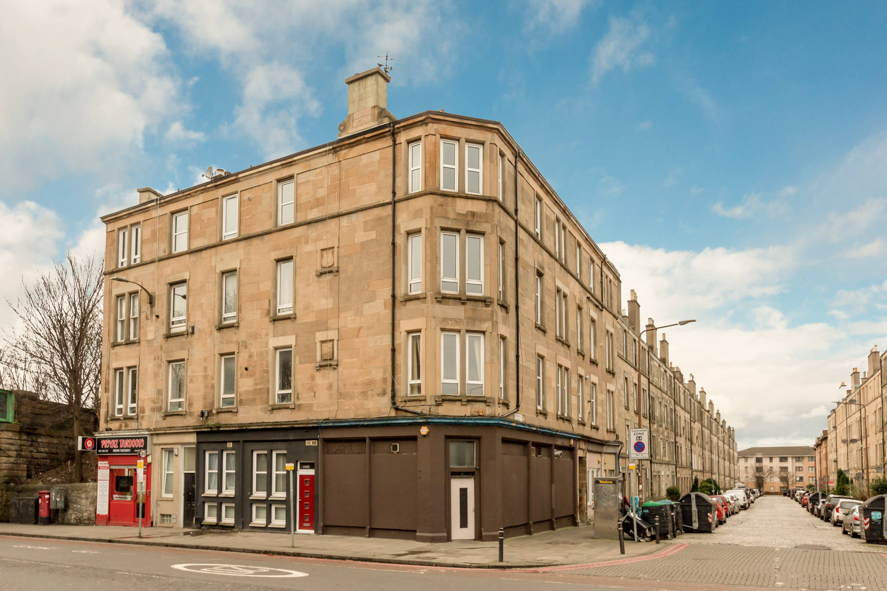 4 (2F2) Downfield Place, Dalry, Edinburgh, EH11 2EW