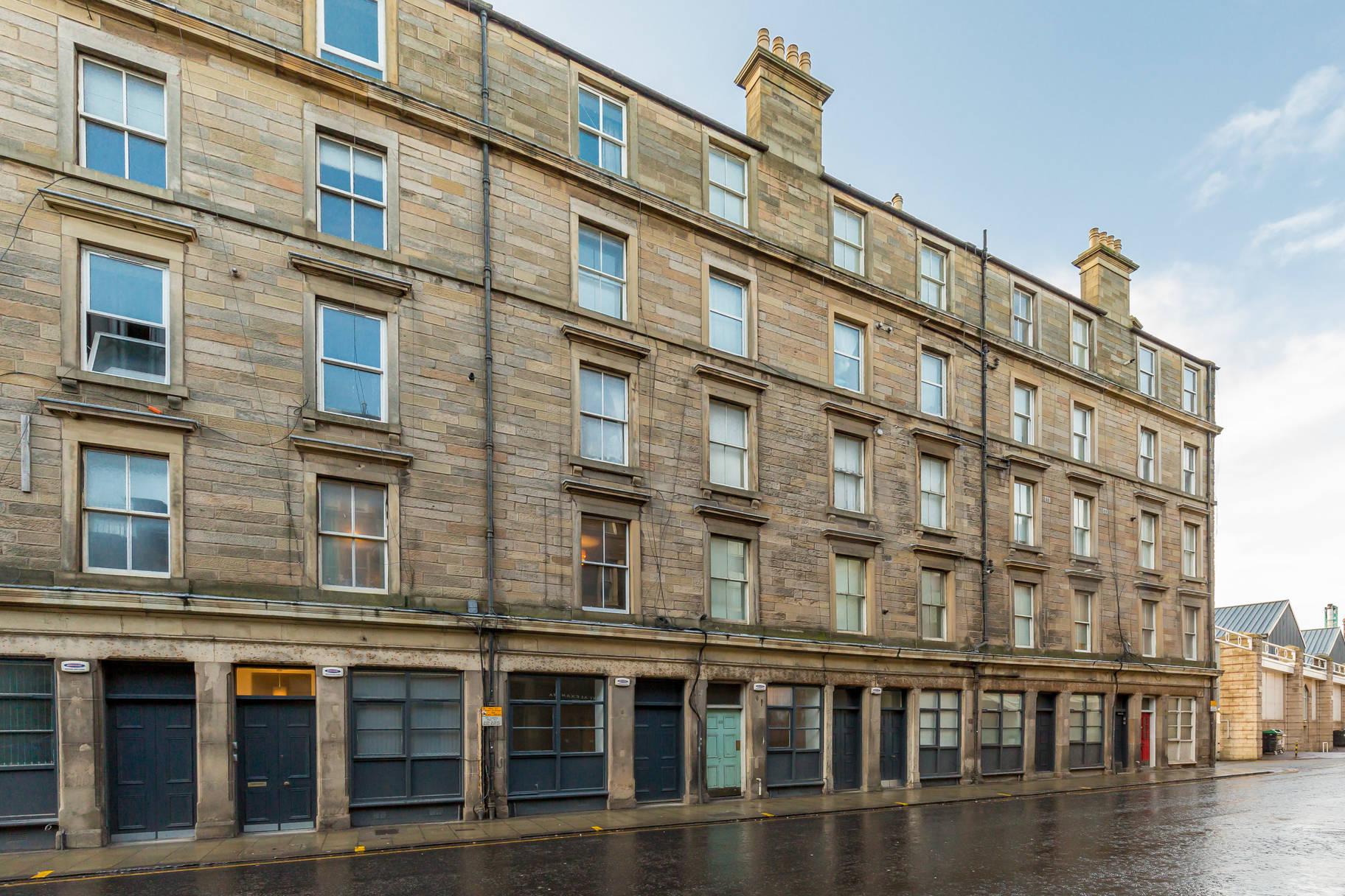 88 (PF2) Duke Street, Leith, Edinburgh, EH6 8HL