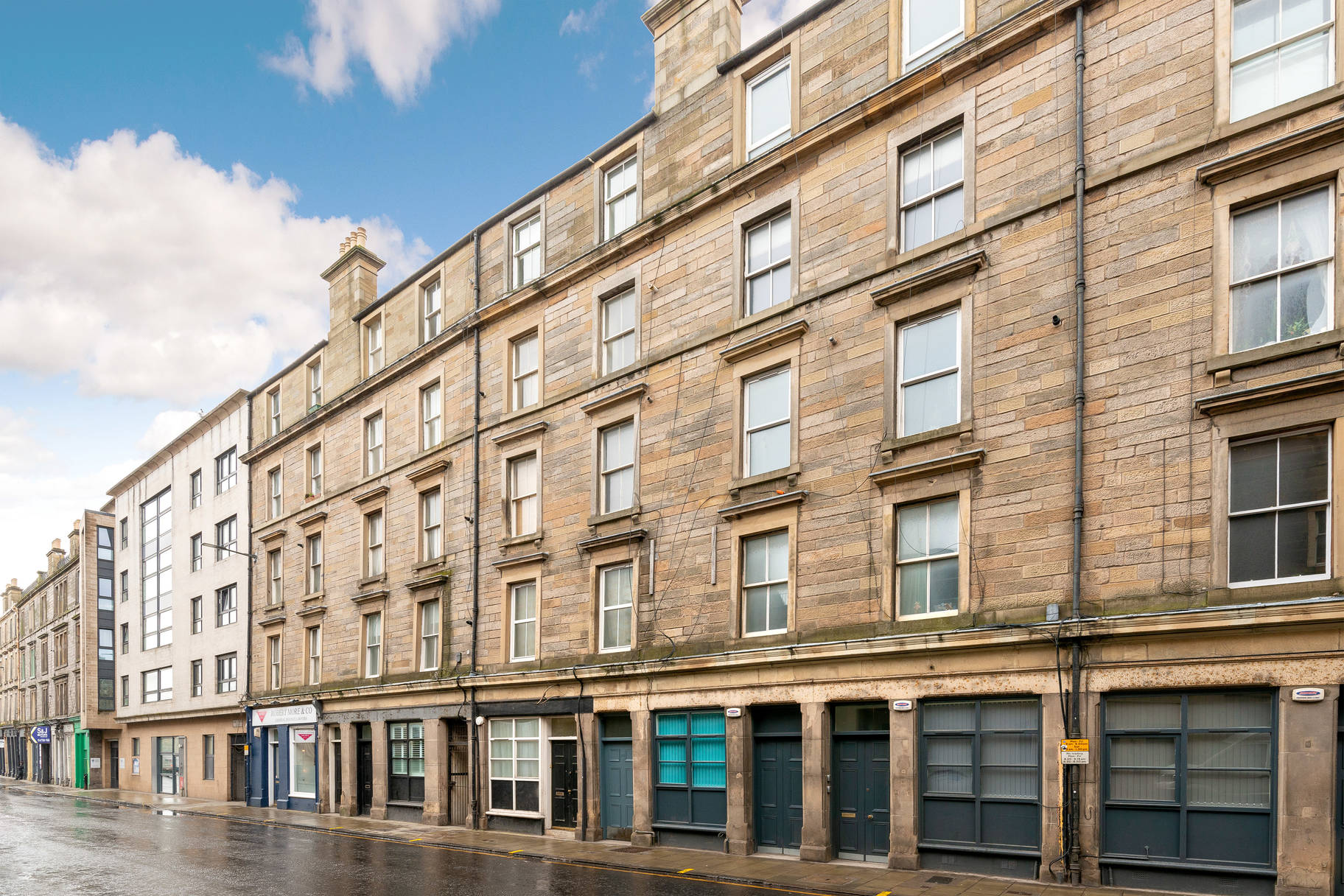 96 (PF) Duke Street, Leith, Edinburgh, EH6 8HL