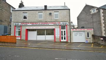 Commercial Premises at 14 Princes Street, Hawick