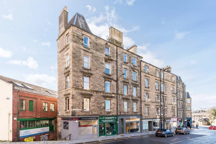 19 (1F1) Rodney Street, Edinburgh EH7 4EN