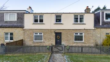 3 Kinninghall Farm Cottages, Hawick
