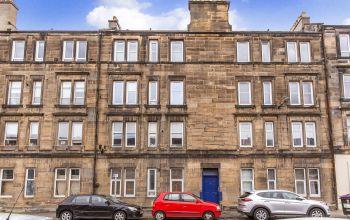 16/15 Elgin Terrace, Hillside, Edinburgh