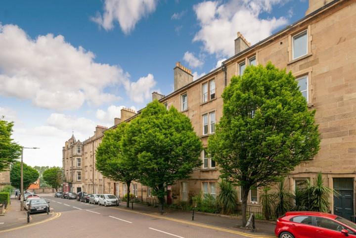 24 (3f2) Fowler Terrace, Polwarth, Edinburgh EH11 1BZ