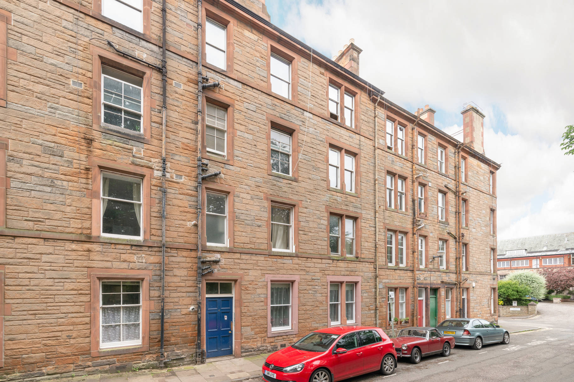 4 GF2, St Leonards Bank, Edinburgh, EH8 9SQ