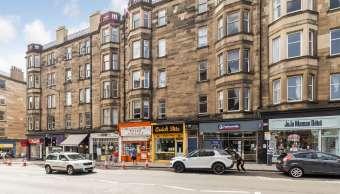 322 (4F2) Morningside Road, Edinburgh
