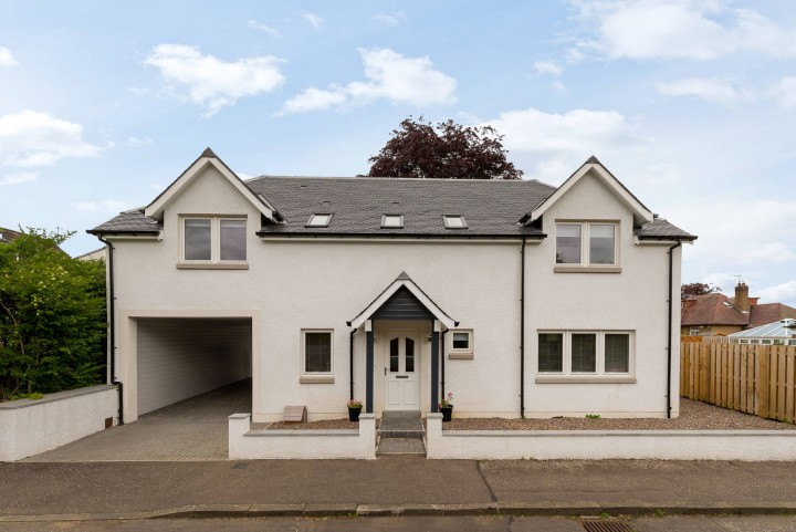 White Lodge, 2a Strathalmond Road, Cammo, Edinburgh EH4 8AD