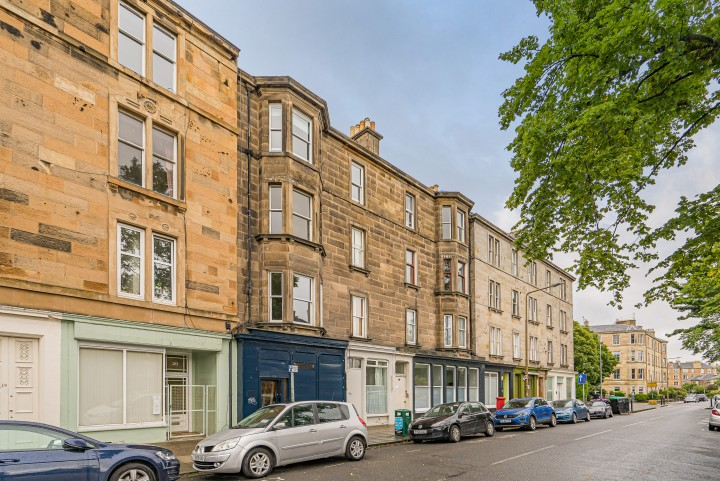 23/4 Sciennes Road, Edinburgh EH9 1NX