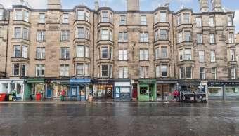 102 (4F1) Bruntsfield Place, Edinburgh