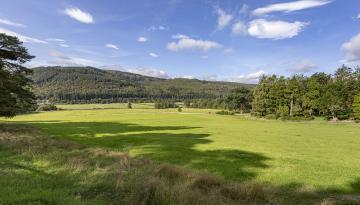 Land at Glenormiston , Innerleithen