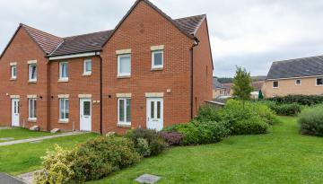 33 Kittlegairy View, Peebles
